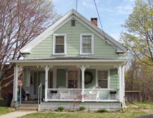 Old inherited house
